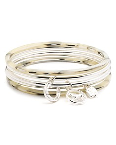 Lauren Ralph Lauren Charm Bangle Bracelets - Bloomingdale's_0