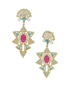 BAUBLEBAR Tasma Geometric Drop Earrings - Bloomingdale's_0