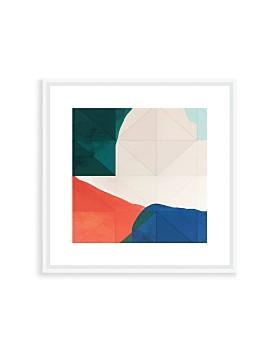 "Art Addiction Inc. - Origami Sky Wall Art, 20"" x 20"""