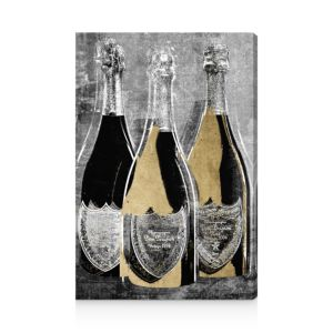 Oliver Gal Dom Party for Three Wall Art, 30 x 45
