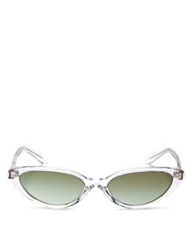 Vogue Eyewear - Women s Gigi Hadid for Vogue Slim Cat Eye Sunglasses, ... 1268f63d7b