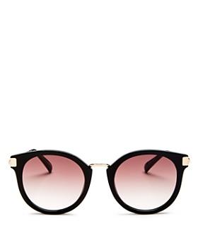820db9b4fd523 Le Specs - Women s Last Dance Round Sunglasses