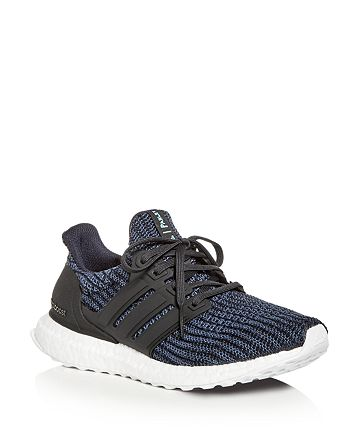 Adidas Women's Ultraboost Parley Knit Lace Up Sneakers