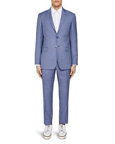 Ted Baker - Strong Debonair Plain Slim Fit Suit Separates