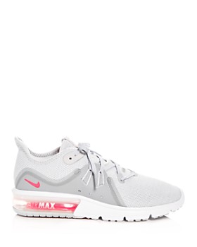 Nike - Women's Air Max Sequent 3 Knit Lace Up Sneakers