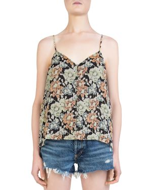 The Kooples Wanted Floral-Print Cami