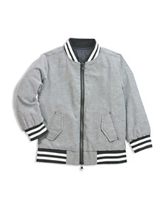 Sovereign Code - Boys' Reversible Bomber Jacket - Little Kid, Big Kid