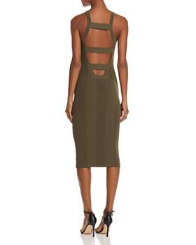 alexanderwang.t - Knit Cutout Dress