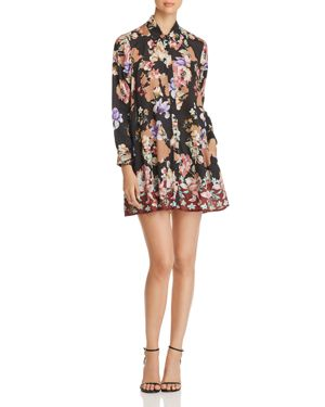 TOLANI MINI SHIRT DRESS