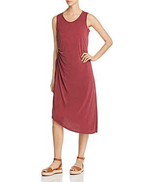 Nic+Zoe Relax and Ride Drawstring Tank Dress