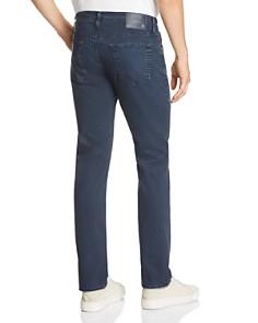 AG - Tellis Slim Fit Pants in Sulfur Blue Vault