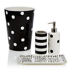kate spade new york Deco Dot Bath Collection - Bloomingdale's_0