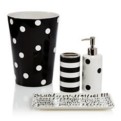 kate spade new york - Deco Dot Bath Collection