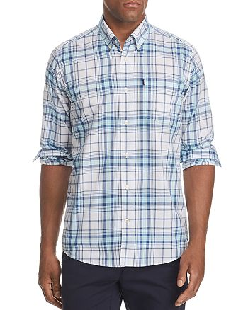 Barbour - Christopher Plaid Regular Fit Button-Down Shirt