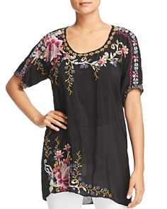 Johnny Was - Alyssa Embroidered Tunic