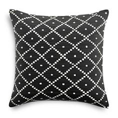 "Sky Basket Diamond Decorative Pillow, 18"" x 18"" - 100% Exclusive - Bloomingdale's_0"