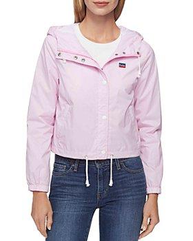 Levi's - Nylon Zip-Front Jacket