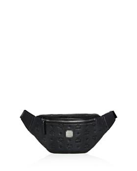 MCM - Otto Embossed Logo Monogram Leather Belt Bag - 100% Exclusive ... 9da071e7093b0