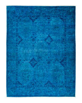 "Solo Rugs - Vibrance 48 Area Rug, 8'1"" x 10'7"""