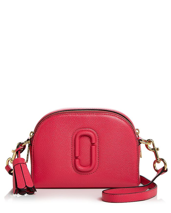 bdfb7be114 MARC JACOBS - Shutter Small Leather Crossbody