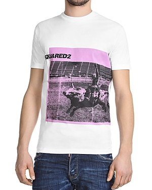 DSQUARED2 Rodeo Graphic Tee
