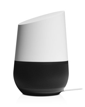 GOOGLE Home Base in Carbon Gray