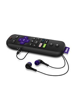Roku - Ultra 4K Streaming Media Player with JBL Headphones & Enhanced Voice Remote