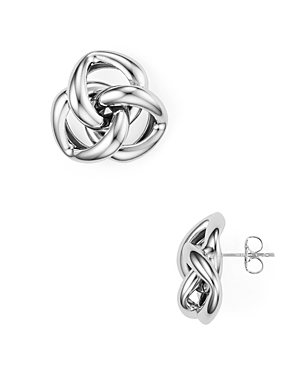 Bloomingdale's Triple Knot Stud Earrings - 100% Exclusive