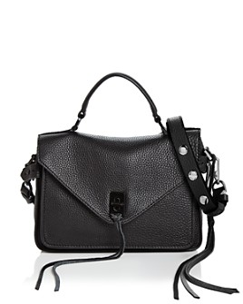Rebecca Minkoff - Small Darren Leather Messenger Bag