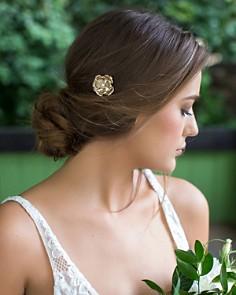 Brides and Hairpins - Renata Floral Hairpin
