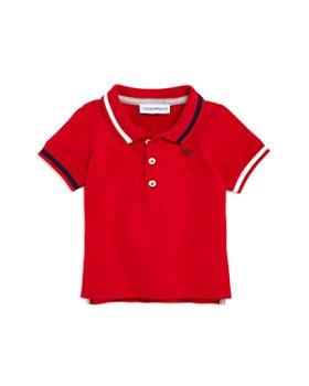 Armani - Boys' Contrast-Striped Polo - Baby