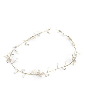 Brides and Hairpins - Marica Halo Headpiece