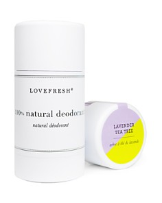 LOVEFRESH - Lavender Tea Tree Deodorant