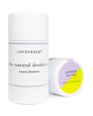 LOVEFRESH Lavender Tea Tree Deodorant