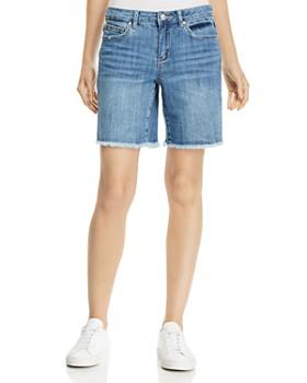 Joe's Jeans - Easy Bermuda Denim Shorts in Janet