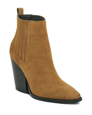 Colt Suede Ankle Boots by Kendall + Kylie