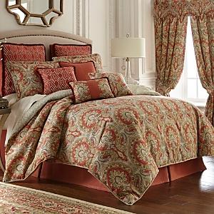 Rose Tree Harrogate Comforter Set, King