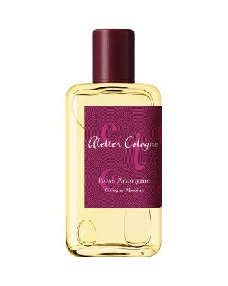 Rose Anonyme Cologne Absolue Pure Perfume 3.4 Oz. by Atelier Cologne