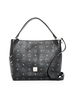 MCM Klara Visetos Medium Hobo - Bloomingdale's_0
