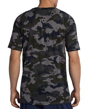 Nike - Dri-Fit Camouflage-Print Tee