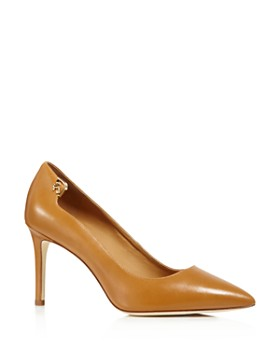 Tory Burch - Women's Elizabeth Leather Pumps