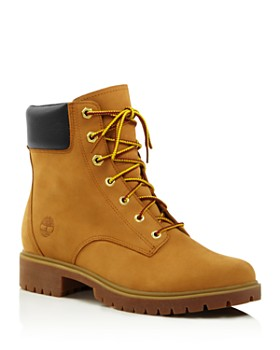 Timberland - Women's Jayne Round Toe Waterproof Leather Boots