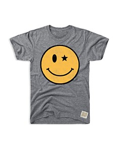 Retro Brand Boys' Smiley Face Tee - Little Kid, Big Kid - Bloomingdale's_0