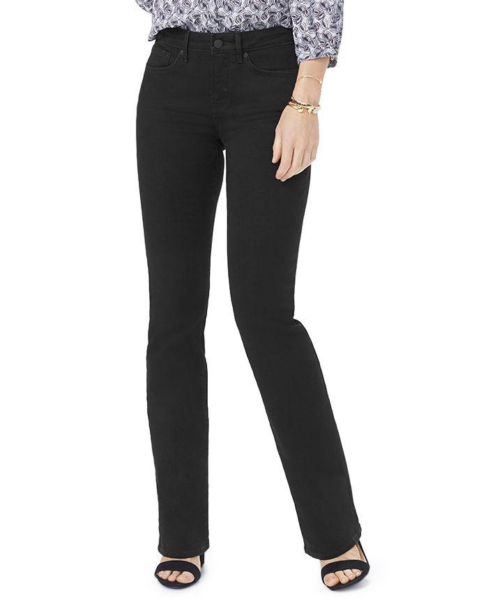 NYDJ - Barbara Bootcut Jeans in Black