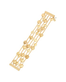 Robert Lee Morris Soho - Multi-Row Disc Bracelet