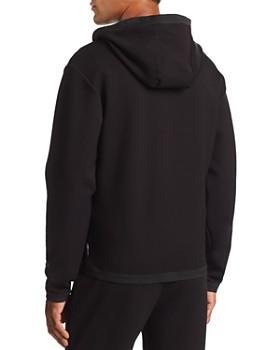 Emporio Armani - Hooded Zip-Up Jacket
