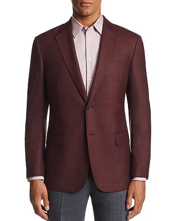 Armani - G-Line Textured Tailored Fit Jacket