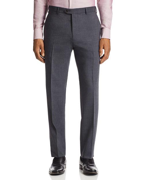 Emporio Armani - Tonal-Stitch Tailored Fit Pants