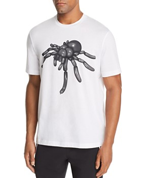 BLACKBARRETT by Neil Barrett - Balloon Spider Graphic Tee