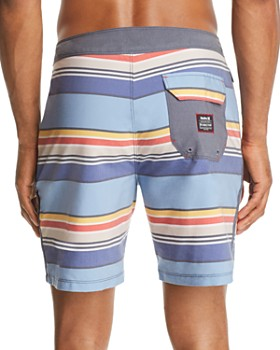 Hurley - Yosemite Striped Board Shorts